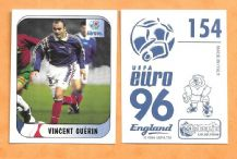 France Vincent Guerin Paris St Germain 154 (W) (E96)